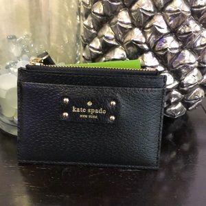 NWT Kate Spade Adi Grove Street Coin/Card Wallet